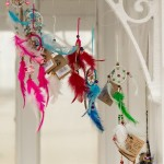 dreamcatchers, colourful, dreams, pier, cromer, norfolk, gift, souvenir