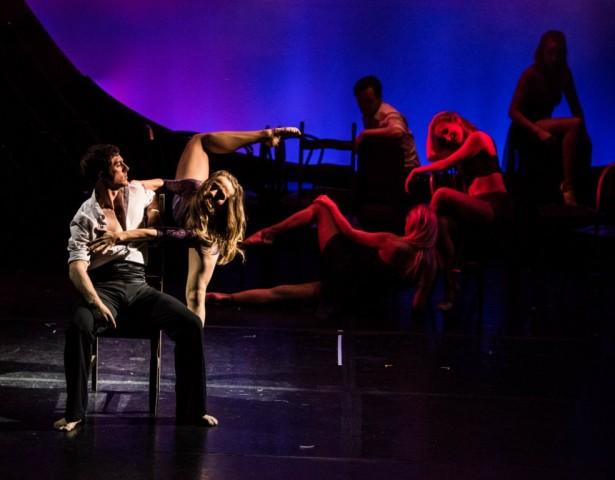 Ballet, Cromer Pier Show, North Norfolk, Variety Show, Theatre