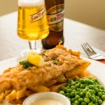 fish and chips, traditional favourites, seaside, coast, eating out, cromer, norfolk
