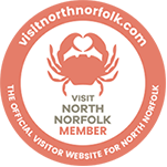 Visit North Norfolk logo