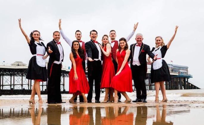 Cromer Pier Christmas Show Cast