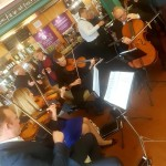 string quartet, live music, celebration