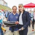 antiques roadshow, bbc, fiona bruce, chris taylor photo, summer, norfolk