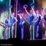 CROMER, NORFOLK, UK, 27 June 2018: Cromer Pier Show, summer variety show at the end of the pier, Cromer, Norfolk, UK