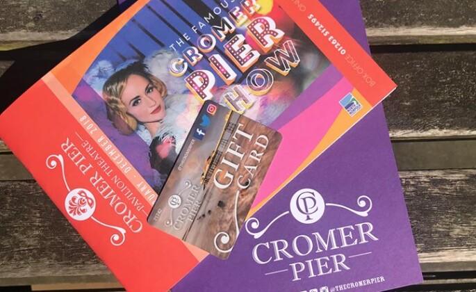 gift cards  cromer pier