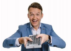 Jon Clegg comedy impressionist Cromer Pier Show