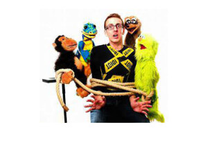 Kirean Powell Ventriloquist Cromer Pier Show