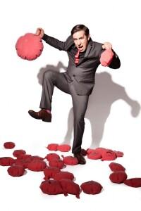 Christian lee comedy magic Cromer Pier Show